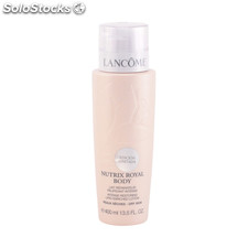 Lancome - nutrix royal corps lait réparateur limited edition 400 ml