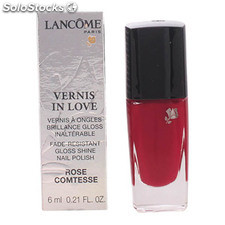 Lancome - vernis in love 246N-rose comtesse 6 ml