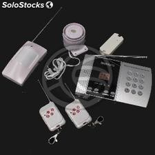 Landline alarm with keypad and display (LA08)