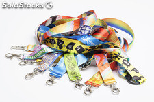 Lanyard impreso color