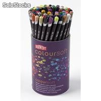 Lapiz dibujo coloursoft bote