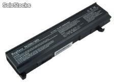 Laptop battery for toshiba pa3399u Satellite a80 m40 m50