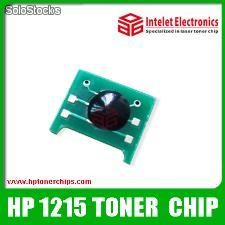 Laser toner cartridge chip for hp cp1215/1515/1518