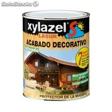 Lasur Xylazel Sol Satinado 750 mL Sapelly