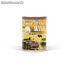 Lata Taste of The Wild High Prairie 370g