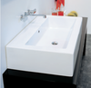 Lavabo Flaminia Acquagrande 100 cm antracita