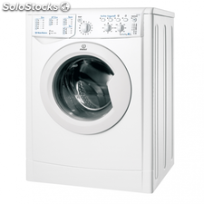 Lavadora Indesit IWC 71252 C ECO EU 7kg 1200rpm 16 programas display A++ blanco