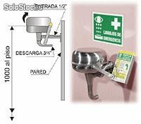 Lavaojos de emergencia de pared 6031