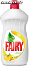 Lavavajillas Fairy 500 ml Lemon