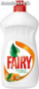 Lavavajillas Fairy 500 ml Orange-Lemom