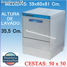 Lavavajillas Industrial ARISCO Cesta 50x50