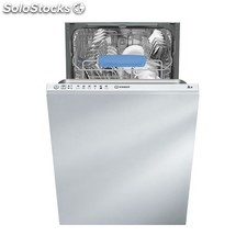 Lavavajillas integrable Indesit DISR16M19AEU 45cm A+