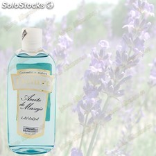 Lavendel massage öl - 250 ml