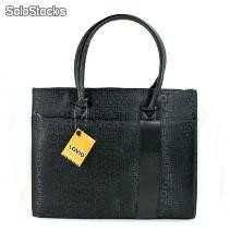 "Lavio soigne black torba damska do laptopa 15,4"" ld009"