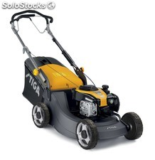 Lawn Mower Stiga - w/traction - Turbo Power 50 S B