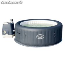Lay-Z-Spa Jacuzzi hinchable redondo Palm Springs Hydrojet 795 L 54144