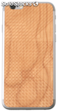 Lazerwood Cell Divisions cherry iPhone 6 Skins