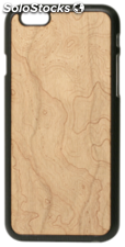 Lazerwood Topo cherry iPhone 6 Snap case