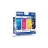 Lc1100hyvalbp. cartucho de tinta brother multipack (lc1100hy)