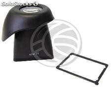 Lcd eyepiece magnifier for Canon 5DII 7D 500D and Nikon D700 D800 (EQ51)