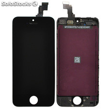 LCD + Tactil para Iphone 5C Negra