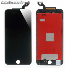 LCD + Tactil para Iphone 6S plus negro