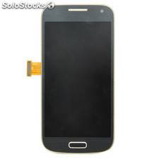 LCD + Tactil para Samsung Galaxy S4 Mini (I9195) Original color azul