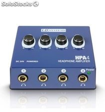 Ld systems hpa 4 amplificador