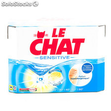 Le chat TABSX48 sensitive