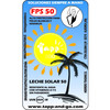 Leche solar fps 50 caja 20 unidades 8 gr - tapp and GO - 8436558100091 -