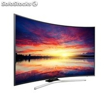 Led 4K curvo tv samsung 40""