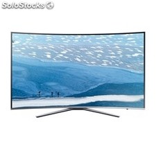 "Led 4K uhd curvo tv samsung 55"" UE55KU6500UXXC smart tv/ 1600Hz pqi/ hdmi/ usb"