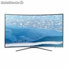 Led 4k uhd curvo tv samsung 55 ue55ku6500uxxc smart tv/ 1600hz pqi/ hdmi/ usb