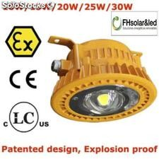 Led Anti Explosión Proof led 10w/15w/20w/25w/30w Con Brida