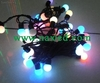 Led ball lighting string, Christmas / festive decoration lights 10 meters 100led