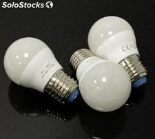 Led Bulb G45 E27 5W 230VAC warm light 2 pack (NB48)
