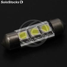 Led car bulb 36mm festoon C5W 3x5050SMD (NK24)