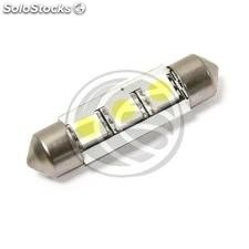 Led car bulb 39mm festoon C5W 3x5050SMD (NK25)