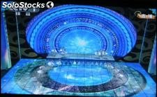 Led Dance Floor,Fast to set up changeful stage by show different image