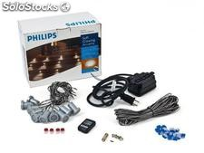 Led deck light aurelle kit blue philips
