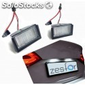 Led-decke Des Mercedes-benz-klasse Ml W164 (2005-2011)-registrierung - Zesfor
