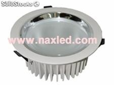 Led down light, recessed led ceiling lamp