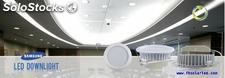 Led Downlight serie fh-dl-mfx: 12w samsung