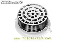 Led Downlight serie fh-dl-mfx: 50w samsung