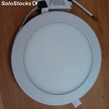 Led downlight slim 18w luz fria