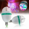 Led full color rotating lamp