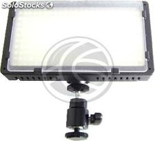 LED lamp 7.60 W camera rechargeable battery 240LED (EH97)