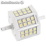 Led lamp R7S linear 5 w 500 lm 3000 k