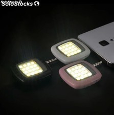 LED luces para móvil Flash speedlite de moviles
