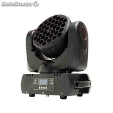 Led Moving Head 36x3 Watt rgbw led Beam
